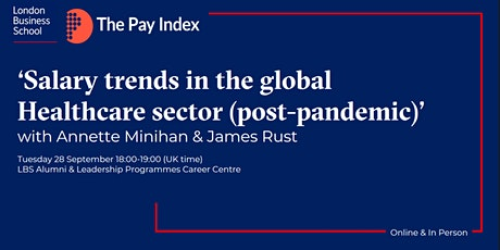 'Salary trends in the global Healthcare sector (Post-pandemic)' tickets