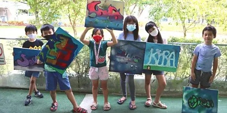 Holiday Art Immersion Course for Kids ages 8 to 10 (4 Sessions) tickets