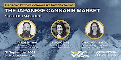 The Japanese Cannabis Market tickets