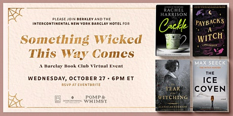 Barclay Book Club | Something Wicked This Way Comes tickets