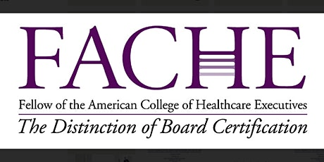 OCTOBER 2021 - ACHE STC FACHE Advancement Series tickets