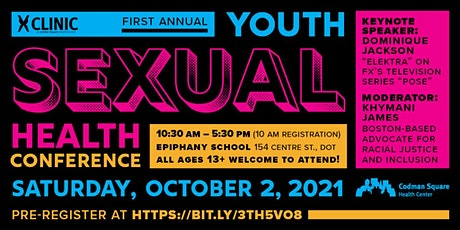 Youth Sexual Health Conference tickets