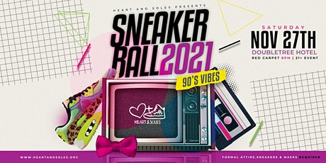 Sneaker Ball 2021: 90's Vibes tickets