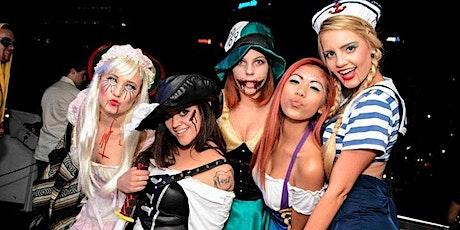 NYC Halloween Friday Afterwork Sunset Cruise at Skyport Marina Jewel Yacht tickets