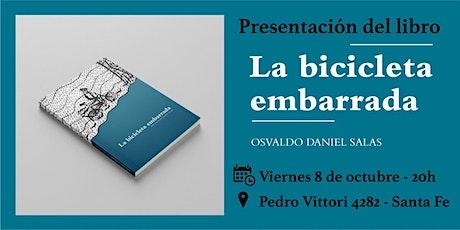 Presentación del libro: La bicicleta embarrada entradas