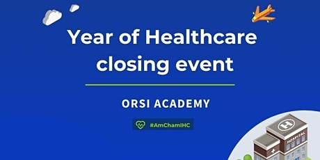 Year of Healthcare 2021 closing event tickets