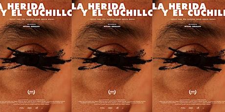 On Sale Sep 15 La herida y el Cuchillo de Miguel Zeballos (2DA FUNCIÓN) entradas