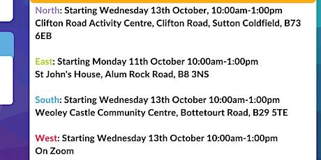 3 Week Parent Carer Course- North Birmingham tickets
