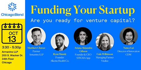Funding Your Startup: Are You Ready for Venture Capital? tickets