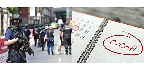 Counter Terrorism with the Metropolitan Police tickets
