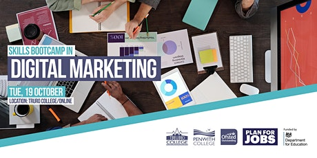 Skills Bootcamp in Digital Marketing - Introduction &  Assessment Event tickets