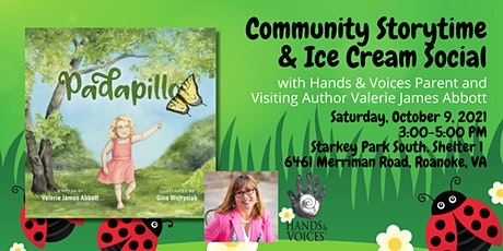 Virginia Hands & Voices - Community Storytime & Ice Cream Social in Roanoke tickets