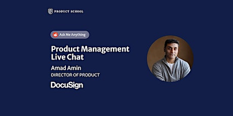Live Chat with DocuSign Director of Product tickets