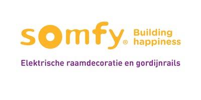 SOMFY - Elektrische Raamdecoratie en Gordijnrails training
