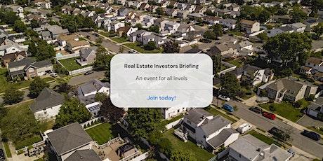 Real Estate Investors Briefing   Long Island   NYC (Virtual Webinar) tickets