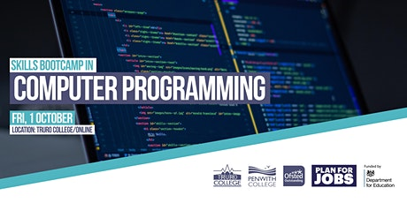 Skills Bootcamp in Computer Programming - Introduction &  Assessment Event tickets