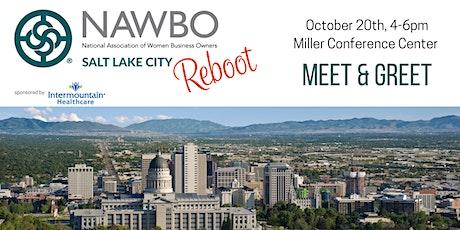 Meet & Greet NAWBO Salt Lake City tickets