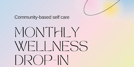 Monthly Wellness Drop-in tickets