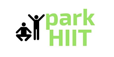 parkHIIT Ballymun - Session 1 tickets