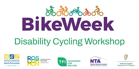 Disability Cycling Workshop tickets