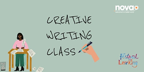 Creative Writing Class tickets