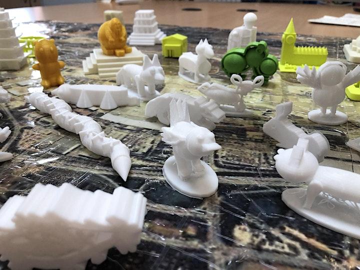 FabLabKids: 3D-Druck - Tier-Safari (8-14 Jahre): Bild