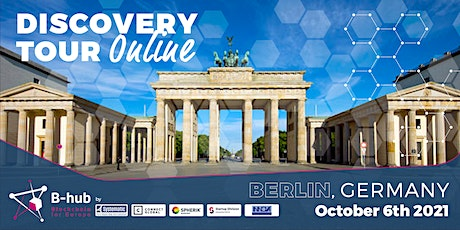 Blockchain Discovery Tour: Berlin Tickets