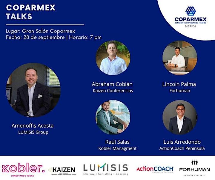 Imagen de Coparmex Talks