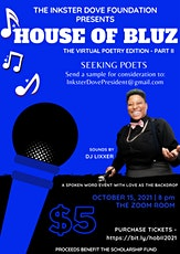 House of Blues, The Poetry Edition II tickets
