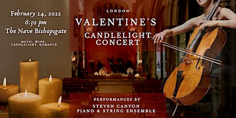 Steven Canyon Ensemble Valentine's Candlelight Concert tickets