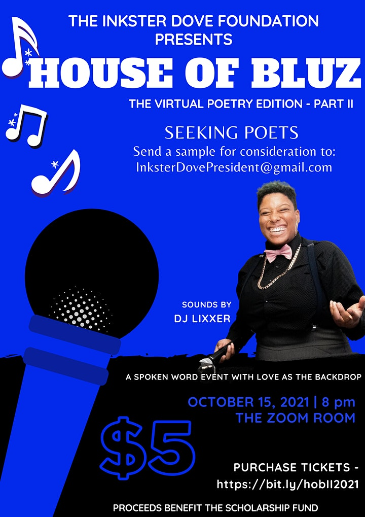 House of Blues, The Poetry Edition II image