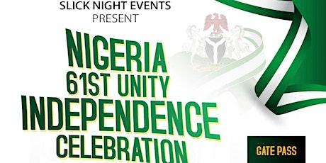 NIGERIAN 61ST UNITY INDEPENDENCE CELEBRATION BELFAST tickets