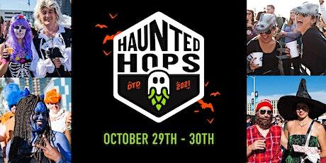 Haunted Hops - October 29 & 30 tickets