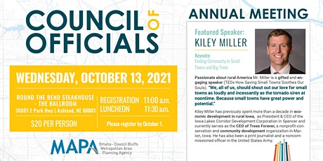 MAPA 2021 Council of Officials Meeting tickets