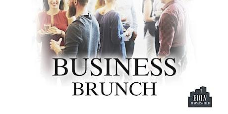 BUSINESS BRUNCH / Lyon by EDLV Business Club billets