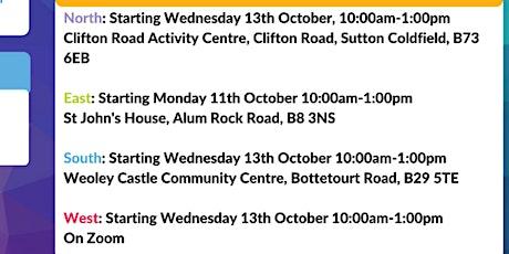 3 Week Parent Carer Course-South Birmingham tickets