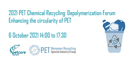 2021 PET Chemical Recycling: Depolymerization Forum tickets