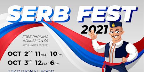 Serb Fest Atlanta 2021 - Sunday tickets