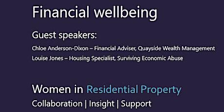 Women in Residential Property - Female Financial Wellbeing tickets