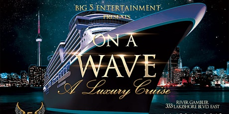 B5E Presents: On a Wave tickets