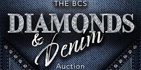 "Bradenton Christian School ""Diamond and Denim ""Auction tickets"