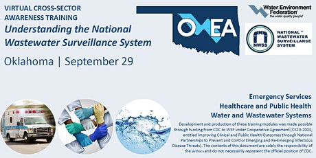 Oklahoma Cross-Sector Training for Wastewater and Health tickets