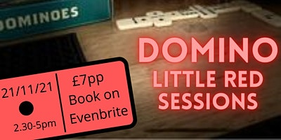 DOMINO – Little Red Sessions JAZZ JAM