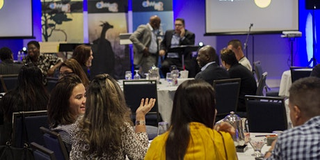 THE DAILY HUDDLE'S LIVE NETWORKING EVENT tickets