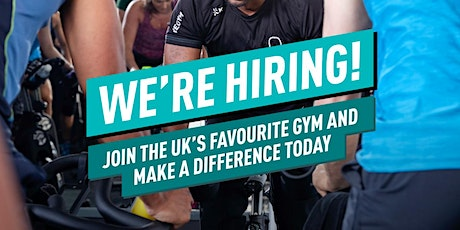 Personal Trainer/Fitness Coach Hiring Open Day - Gloucester Retail Park tickets