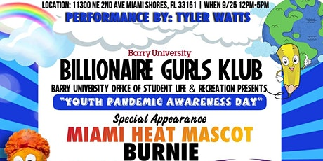 Youth Pandemic Awareness Day tickets