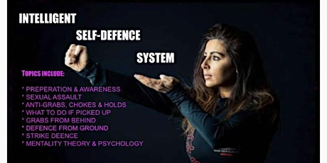 FIGHT LIKE A GIRL - WOMEN'S SELF DEFENCE WORKSHOP tickets