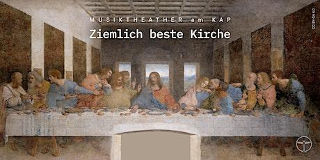 Ziemlich beste Kirche Tickets