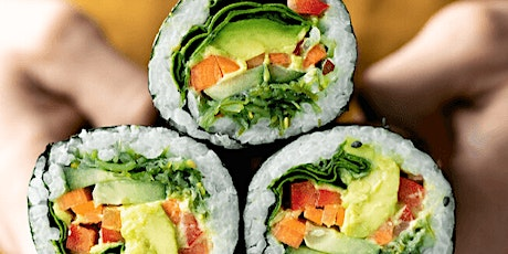 In-person class: Hand-Rolled Sushi (Atlanta) tickets