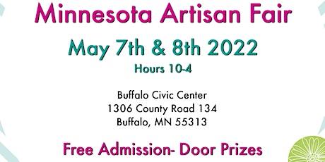 MN Artisan Fair 2022 tickets